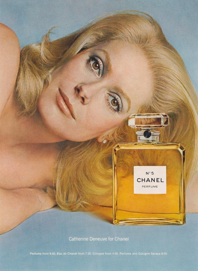 5 лиц Chanel №5