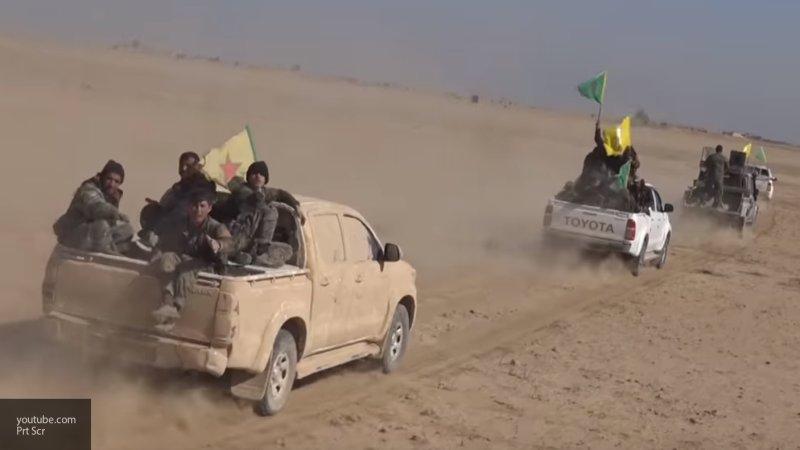 """Курды-террористы задержали 12 молодых сирийцев """"за нарушение комендантского часа"""""""