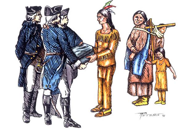 Бактериологическое оружие в истории Северной Америки история,США