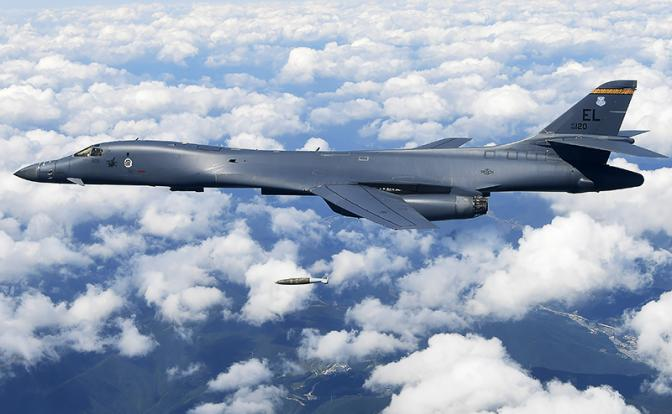 В Сирии США испытали ракету — убийцу российских систем РЭБ