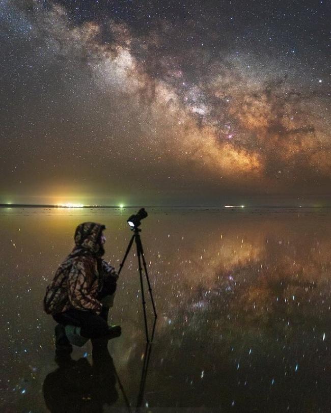 Запотевает объектив при фотографировании звезд