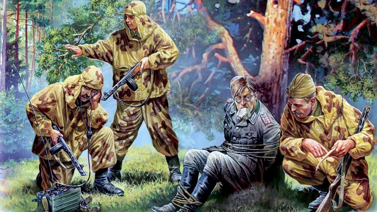Дед отечественного спецназа или лучший диверсант ХХ века
