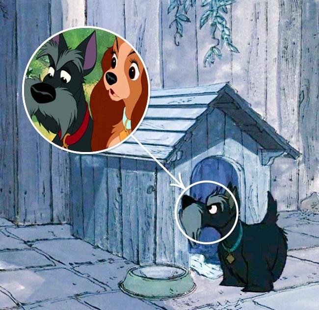 17 сюрпризов в диснеевских мультфильмах, о которых вы наверняка не знаете