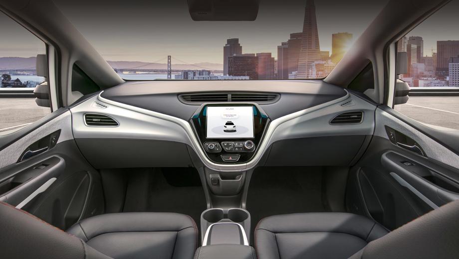 Концерн GM анонсировал первый серийный автомобиль без руля