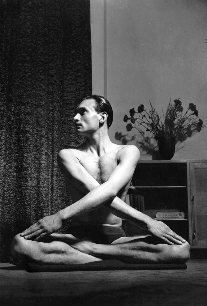 Йога прошлого