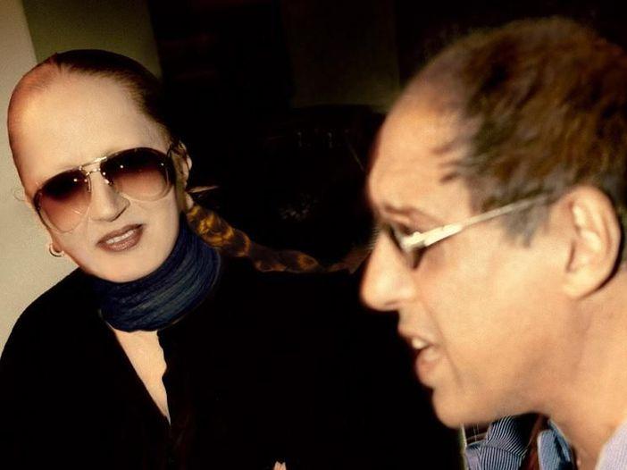«В одном шаге от тебя» — Зажигательный клип Адриано Челентано и певицы Мины зарубежная,исполнитель