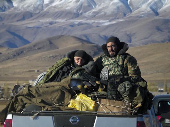 Россия спасла Карабах от бойни, но Армения это не ценит