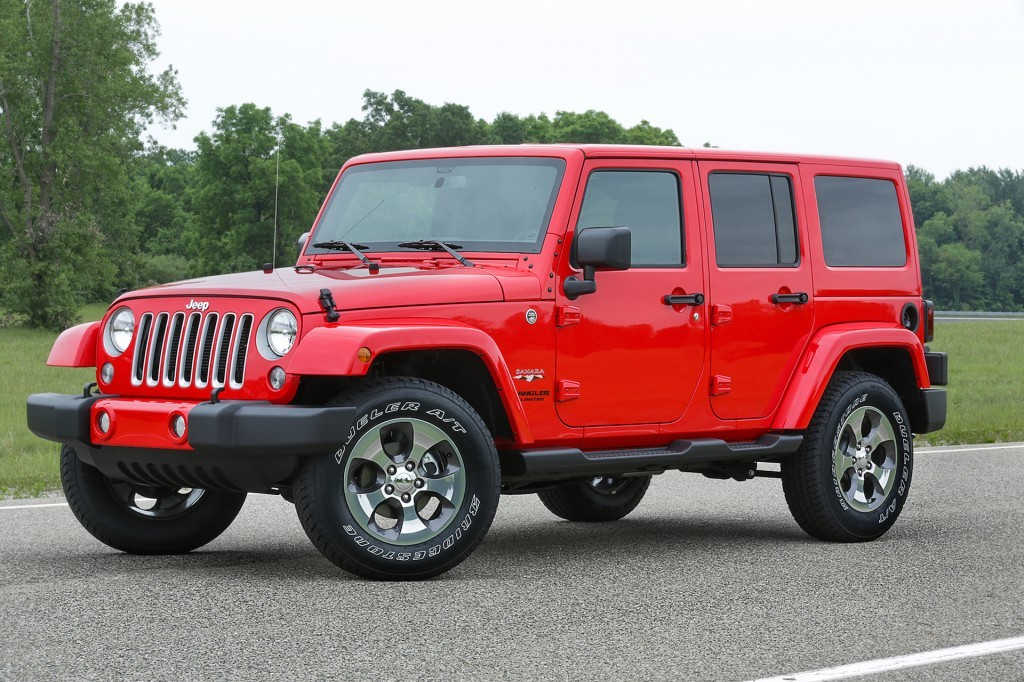 Банда байкеров похитила 150 автомобилей Jeep Wrangler