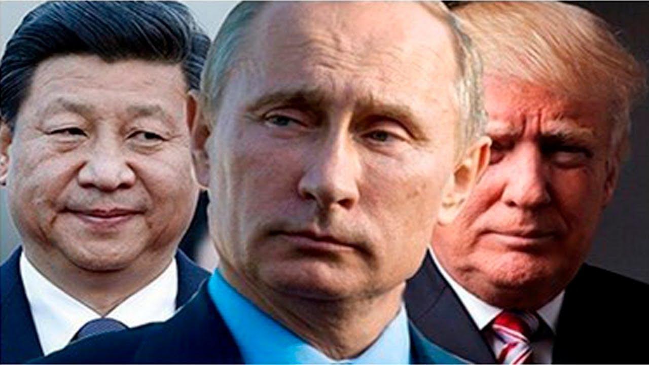 ПОЗИЦИЯ РОССИИ В КОНФЛИКТЕ США И КИТАЯ. АЛЕКСАНДР ХАЛДЕЙ