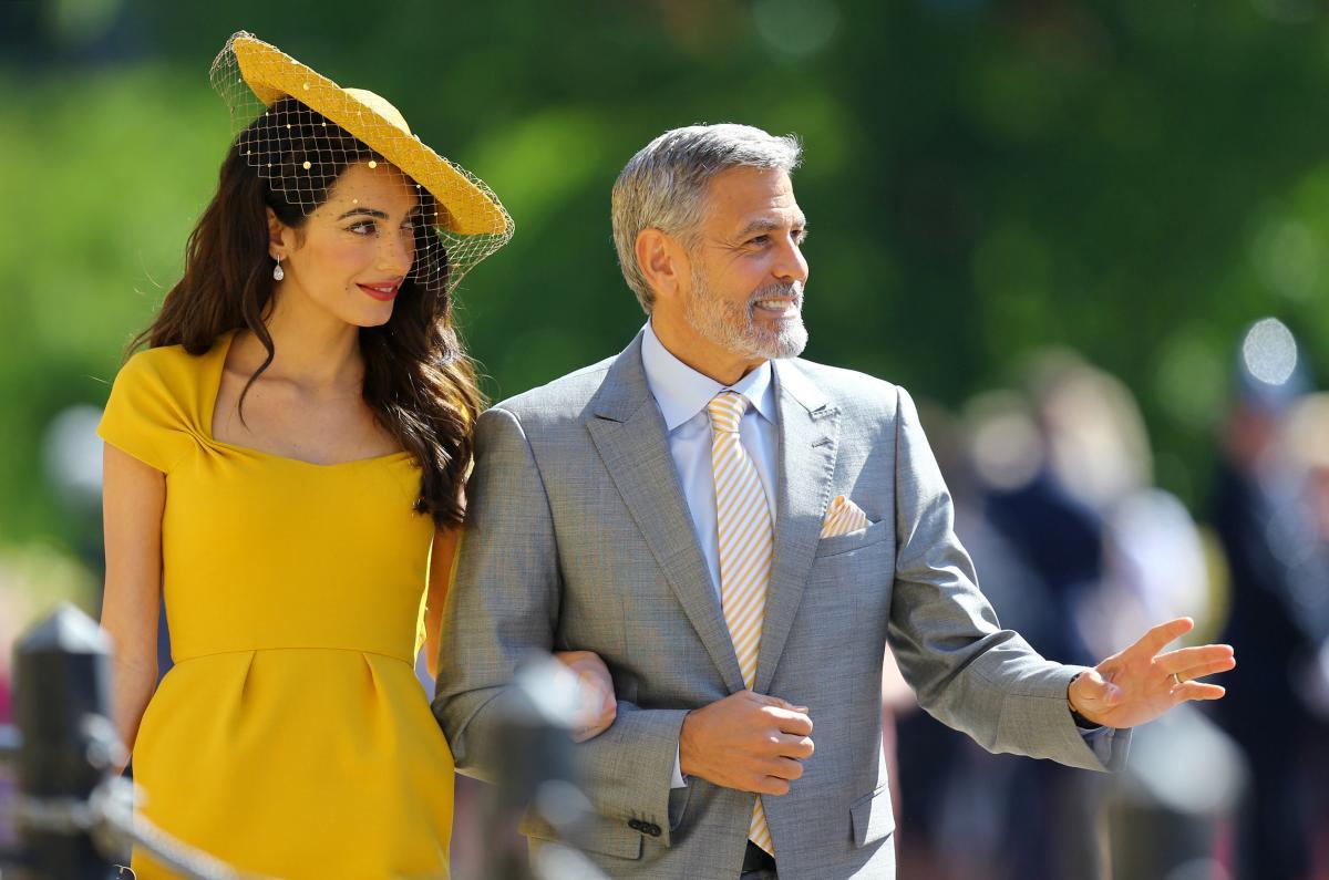 Амаль и Джордж Клуни могут с…