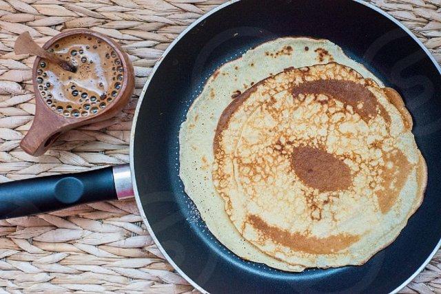 9 рецептов необычных блинов к Масленице вкусные новости,выпечка,рецепты