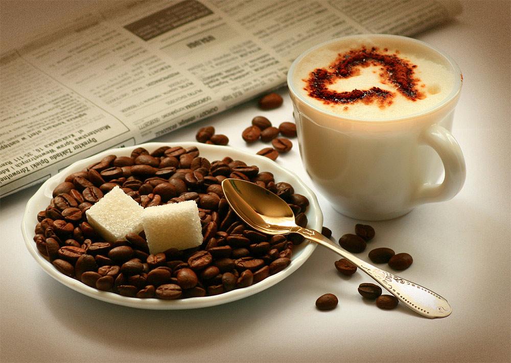 Дню, открытки с шоколадом и кофе