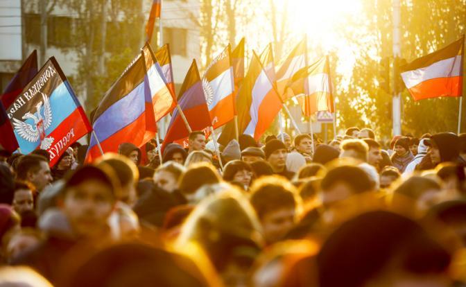 Экс-премьер ДНР: Донбасс войдет в состав РФ, война с Украиной неизбежна
