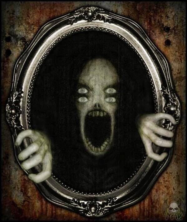 История старинного зеркала-убийцы