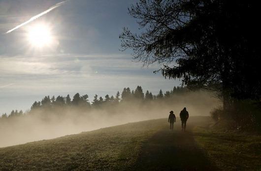 Латвия – самая крупная аномалия Земли?