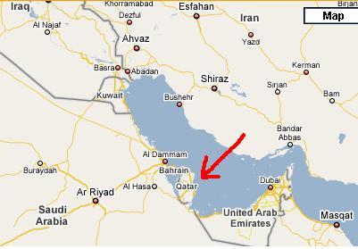 Катар в опале - часть четвертая, конкурентная
