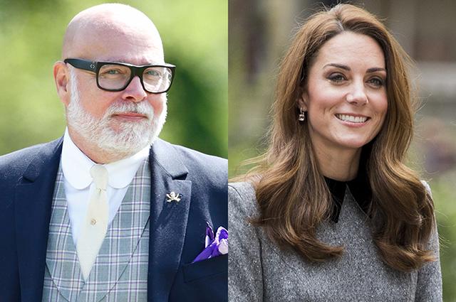 Дядя Кейт Миддлтон заявил, что она делает все возможное, чтобы помирить принцев Уильяма и Гарри