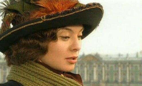 кадр из фильма «Янтарный барон», 2000 год