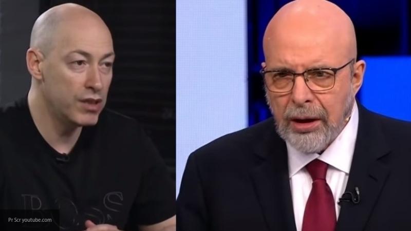 Политолог Саймс потребовал от Гордона извинений за клевету и отключил его от эфира