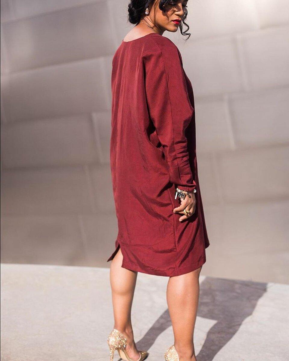 Платье реглан: 12 вариантов, которые подойдут многим дамам