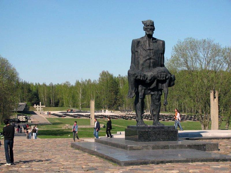 75 лет назад была сожжена белорусская деревня Хатынь война, история, факты