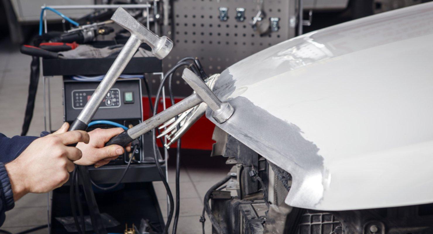 Рихтовка автомобиля своими руками: советы и необходимые инструменты Автомобили