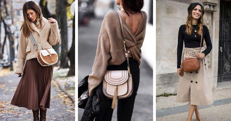 Стильная сумка кросс-боди — любимый аксессуар модниц