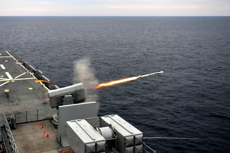 Проблема повышения эффективности ПВО. ПВО одиночного корабля вмф,оружие