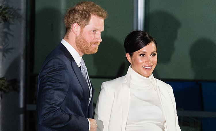 Принц Гарри и Меган Маркл посетили спектакль о Чарльзе Дарвине
