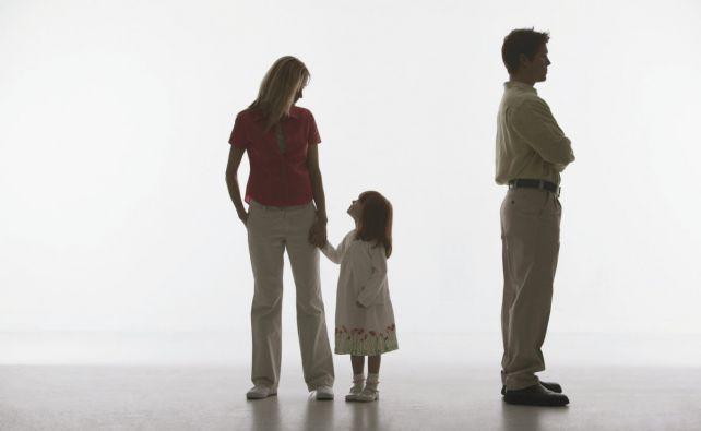 Ребенок в неполной семье - особенности воспитания