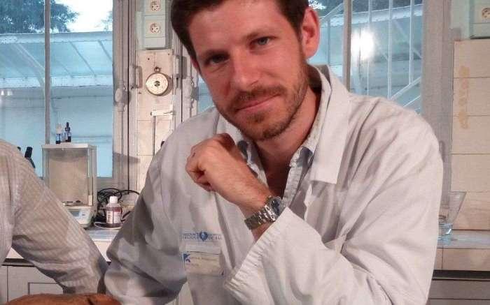Специалист судебно-медицинской экспертизы Филипп Шарлье