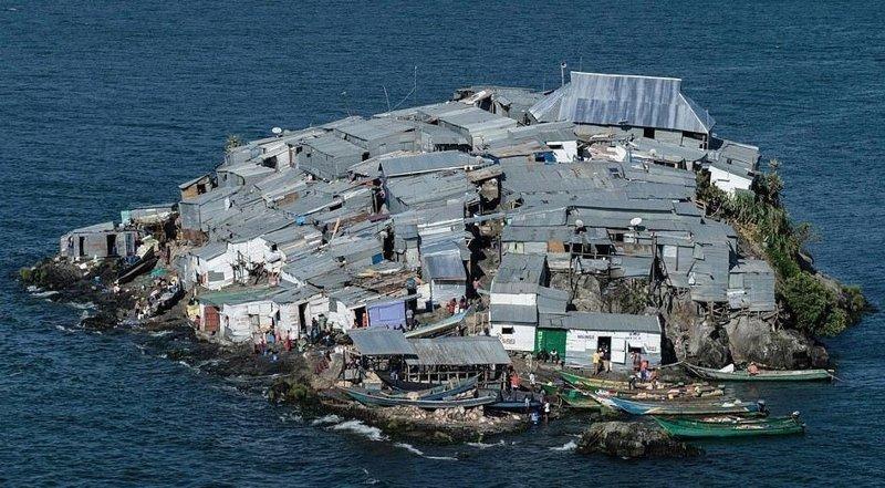Рыбное место: вот как живут на крошечном острове Мигинго