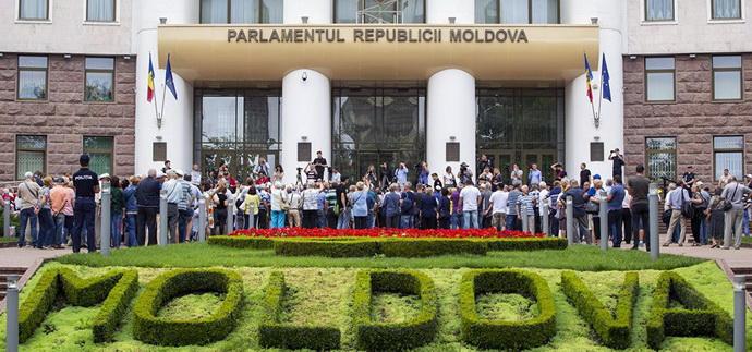 «Русские захватили Молдавию» – Плахотнюк