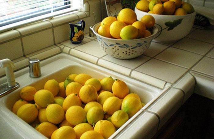 25 способов использования лимонов, о которых вы не слышали