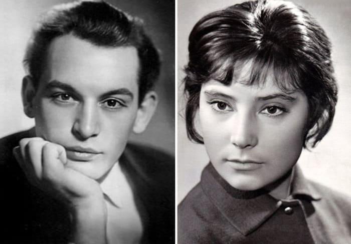 Василий Лановой и Татьяна Самойлова   Фото: kino-teatr.ru