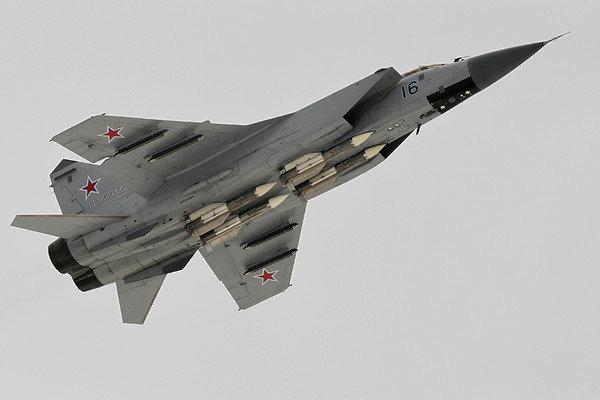 Так же, за прошлую неделю, истребителям РФ пришлось 6 раз вылетать на перехват и сопровождение самолетов НАТО