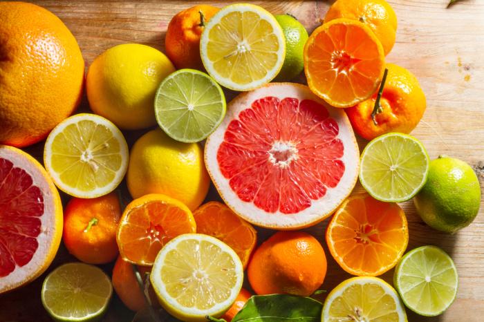 Не спешите есть цитрусовые на голодный желудок.  Фото: google.ru.