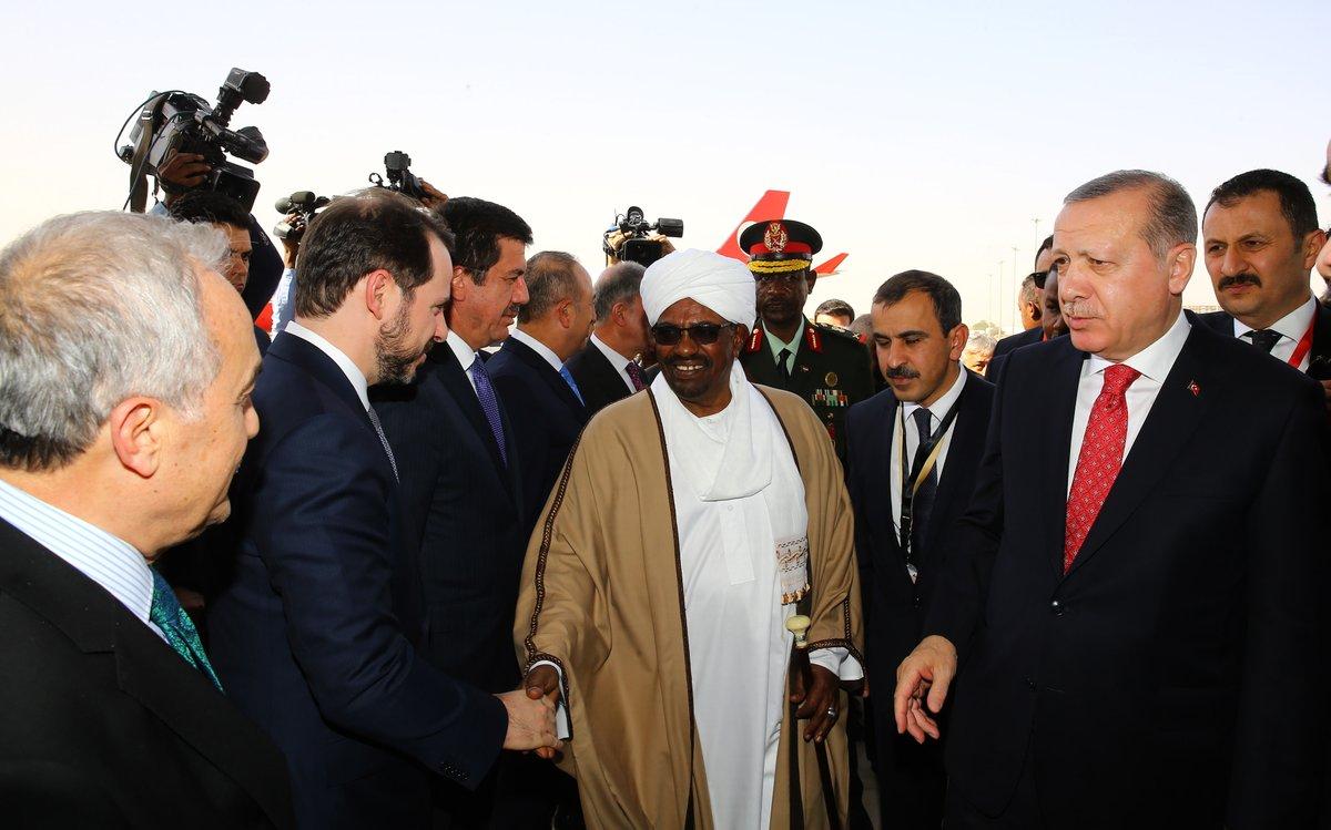 Судан показал высокий потенциал соглашений с Турцией