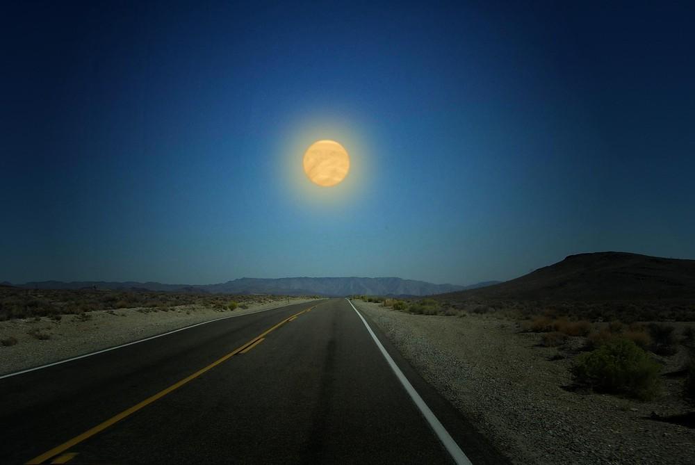 Если Луну заменить другой планетой