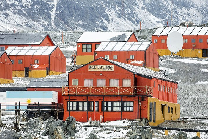 В Антарктиде есть два настоящих города Антарктика, антарктида, интересно, ледяной континент, познавательно, секреты Антарктики, удивительно, факты