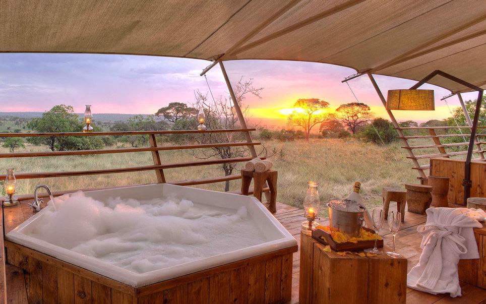 Банным туристам на заметку: лучшие ванны планеты