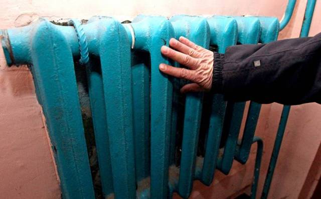 Замерзающая Украина: порохов…