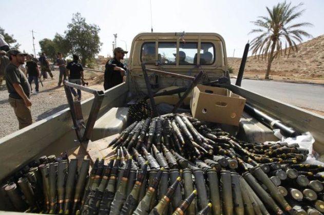 Турки снова отправили в Ливию оружие и наемников из САР