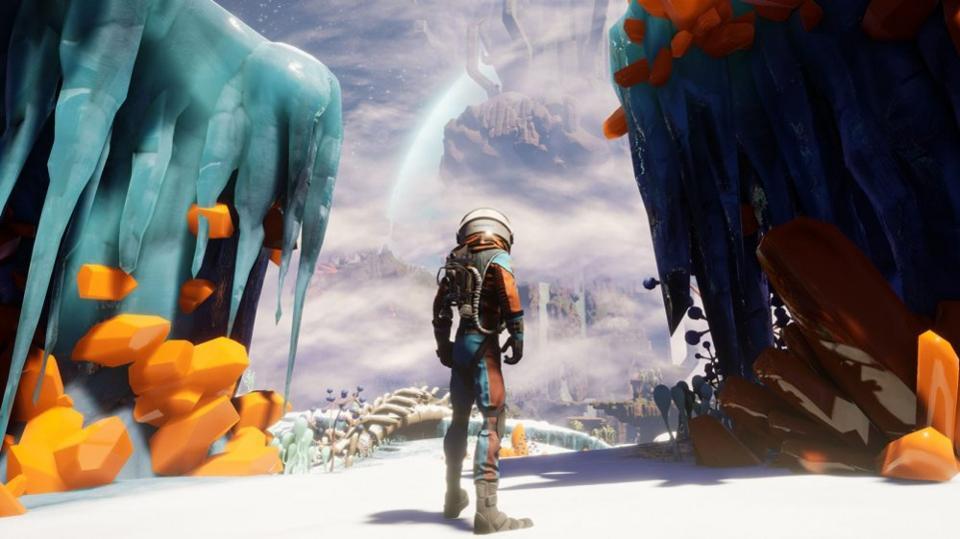 Journey to the Savage Planet — No Man's Sky в миниатюре. Рецензия