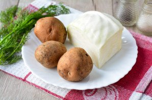 Татарские пирожки с картошкой - фото шаг 2