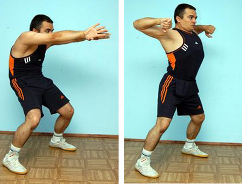 Уникальная омолаживающая гимнастика Хаду Звиада Арабули! Чудо замедленных упражнений