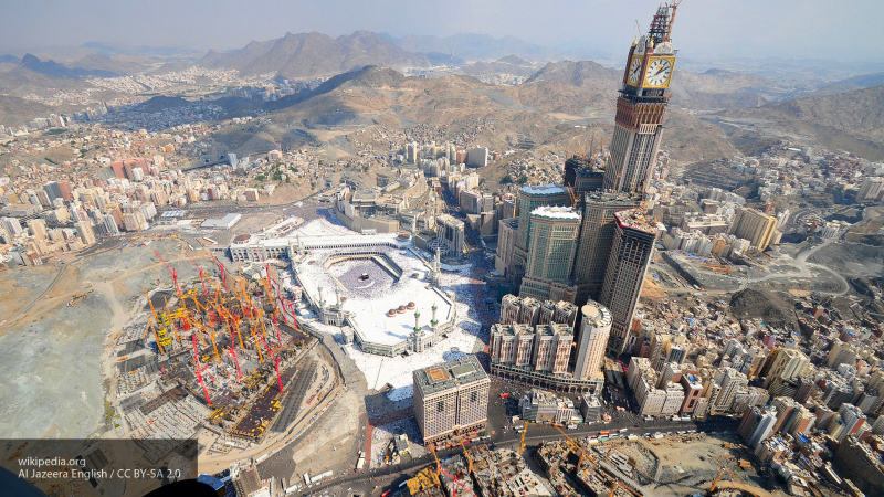Саудовские власти намерены на треть восстановить нефтедобычу к вечеру 16 сентября