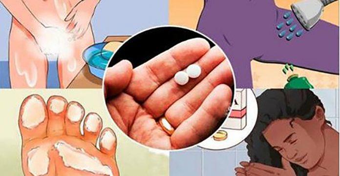 Трюки с аспирином, которые д…