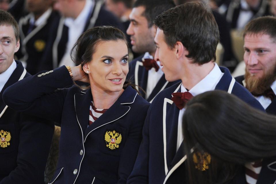 Исинбаева и Шубенков оспорил…