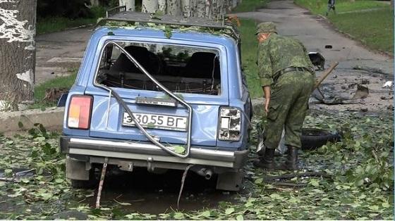 Запад должен дать жесткую оценку терактам в Луганске — депутат РФ